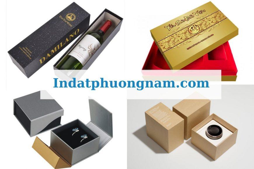 tổng hợp hộp đựng quà chipboard